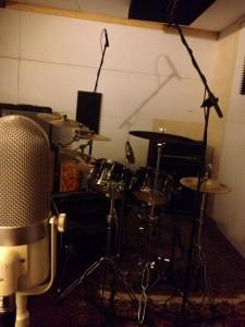 Drums opnemen